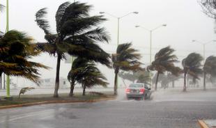 El 112 Extremadura activa la alerta amarilla ante la previsión de lluvias y vientos en varias zonas de la Comunidad Autónoma