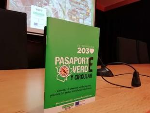 Medio Ambiente presenta el primer programa educativo de la agenda Extremadura 2030 para fomentar el potencial natural de la región