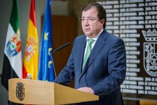 La Junta de Extremadura cederá al Estado la carretera Cáceres-Badajoz para que la convierta en autovía