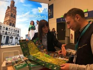 Extremadura se presenta en ITB Berlín, la principal feria de turismo, como un destino para visitar, vivir e invertir