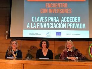 Mérida acoge un encuentro entre inversores de referencia nacional y un centenar de empresarios extremeños