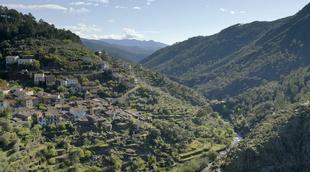 Monago subraya que el principal problema de Extremadura es la despoblación