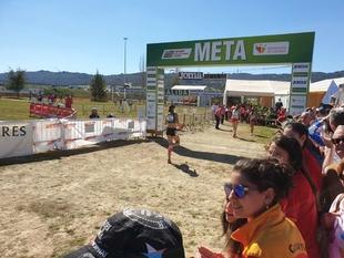 La consejera de Cultura e Igualdad entrega los premios del Campeonato de España de Campo a Través
