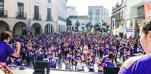 Leire Iglesias reivindica la necesidad de seguir peleando por la igualdad