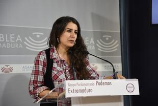 Podemos logra que el PSOE ''asuma reivindicación histórica'' de la categoría profesional de bombero forestal