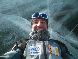 José Trejo concluye su travesía por el Baikal tras recorrer 480 kilómetros en 10 días