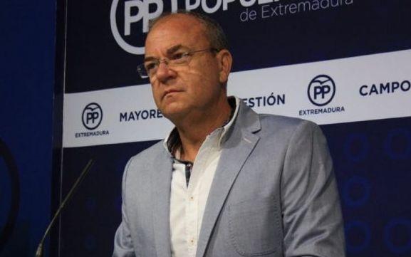 Monago declara que 'Vara miente en el tema de Almaraz'
