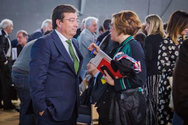 Vara destaca el carácter democrático y pegado al territorio de la Ley de Ordenación Territorial y Urbanística Sostenible de Extremadura