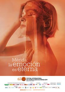 'Mérida, la emoción es eterna', lema de la 65 edición del Festival Internacional de Teatro Clásico de Mérida