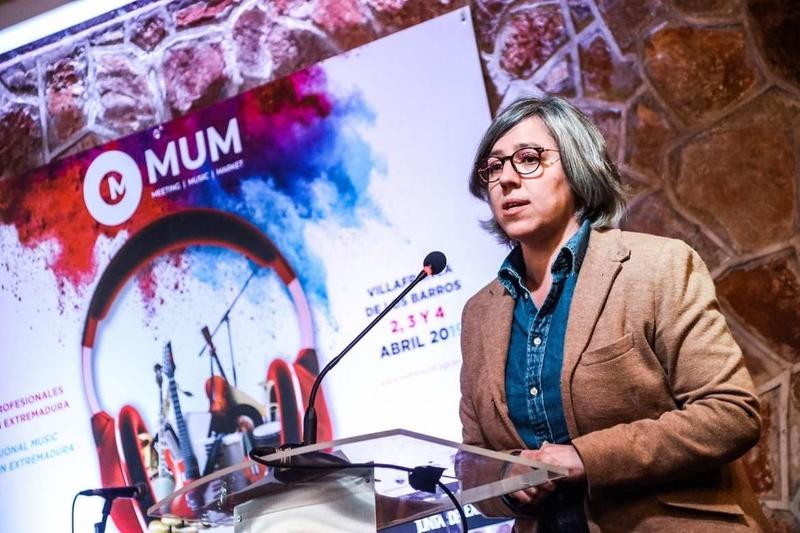 Leire Iglesias resalta el valor de la cultura como elemento de desarrollo