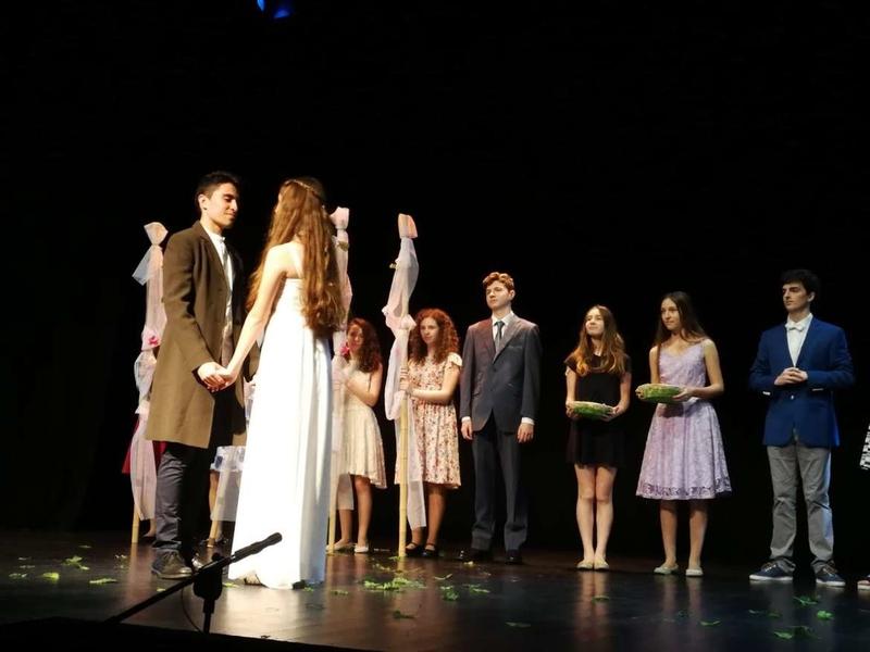 La Junta destaca el valor el teatro escolar como recurso didáctico y por su contribución a la promoción de la cultura