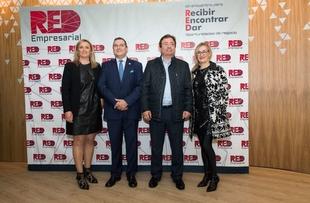 Fernández Vara valora la incorporación de las nuevas generaciones de empresarios al espacio público