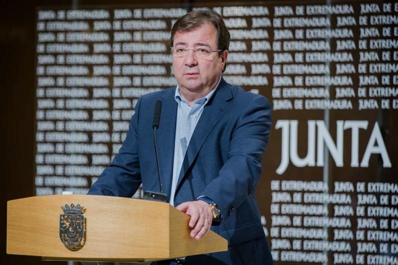 El Consejo de Gobierno pone en marcha el proceso para la cesión de la carretera EX-100 (Cáceres-Badajoz) al Ministerio de Fomento