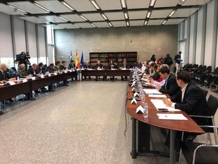 La Junta y Diputaciones Provinciales depurarán las aguas residuales en poblaciones con menos de dos mil habitantes