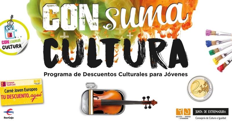 Entradas a 2 euros para el 'Extremúsika', 'Stone and Music Festival' y muchos más eventos si tienes el carné joven