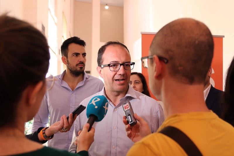Polo (Cs): ''El 26 de mayo Cs se presenta a las elecciones autonómicas y municipales para ganar, somos un partido de gobierno''