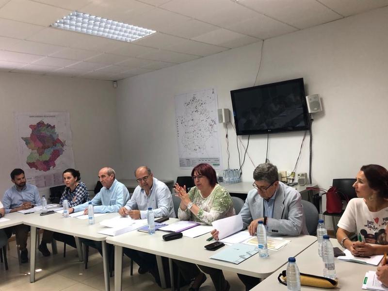 Más de un millar de personas trabajarán en el Plan Infoex durante la época de peligro alto de incendios en Extremadura, a partir del 1 de junio