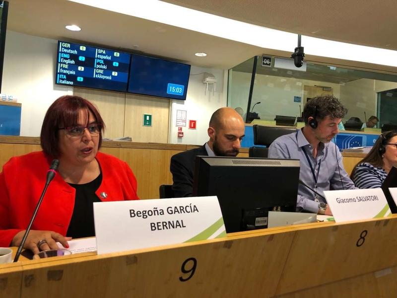 La Junta presenta en Bruselas las realidades de la Estrategia de economía verde y circular extremeña