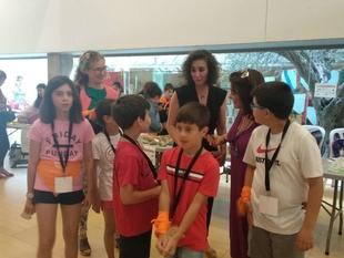 Unos 2.500 alumnos de educación primaria participarán en el cierre de Junioremprende en Mérida