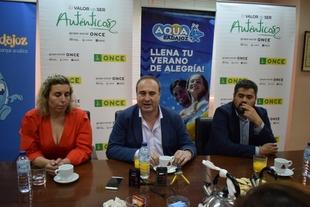 Teatro hecho por personas ciegas y una jornada con el agua como protagonista en la Semana de la ONCE en Extremadura