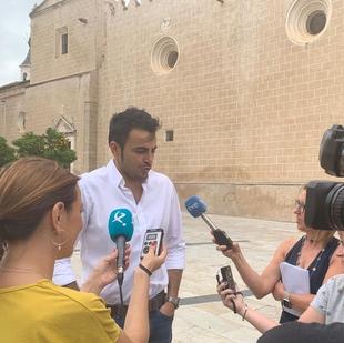 Ciudadanos Extremadura valora como 'positiva' la bajada del paro pero critica que el 98% de los nuevos contratos sean temporales