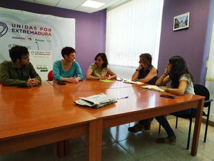 """Irene de Miguel: """"Tenemos que convertir en una oportunidad de empleo el desmantelamiento de la central nuclear más antigua de España"""""""