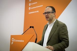 Polo: ''Lo más importante ahora es tomar las decisiones que sean mejor para Cáceres y Badajoz''