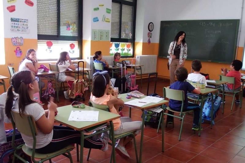 Ocho centros educativos más participarán el próximo curso en el Plan Portugal