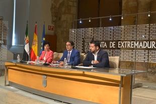 Junta de Extremadura y Cruz Roja ofertan 980 plazas para los Espacios Educativos Saludables, que comenzarán el 24 de junio