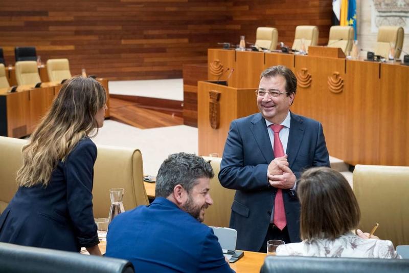 Vara propone seis grandes acuerdos de región vinculados a la sostenibilidad, la accesibilidad, la digitalización y la tecnología