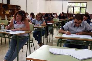 6.681 personas aspiran al Cuerpo de Maestros en Extremadura