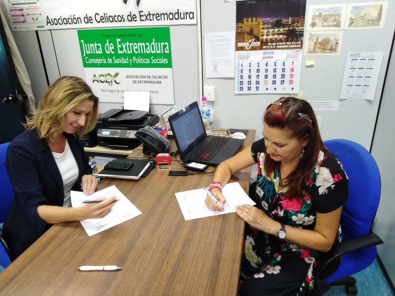 ACEX y Mercadona trabajarán conjuntamente para sensibilizar a la sociedad ante la enfermedad celíaca