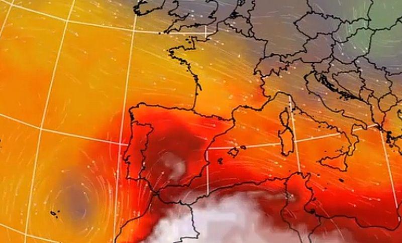 Alerta naranja por altas temperaturas en las comarcas de Vegas del Guadiana, Tajo y Alagón