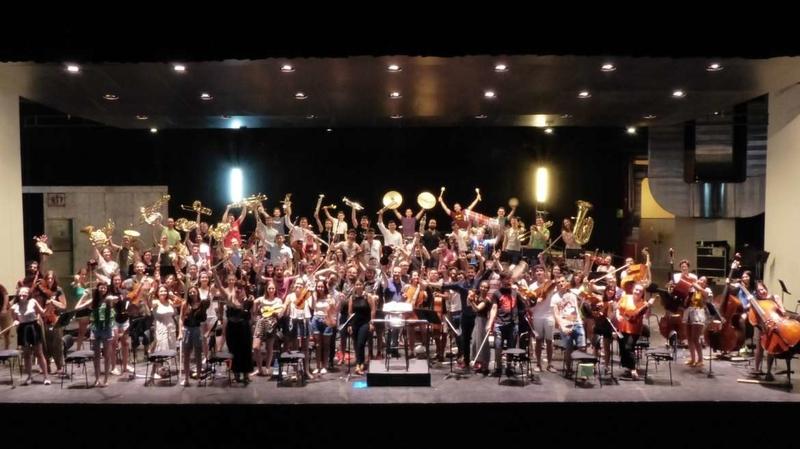 La Orquesta Joven de Extremadura (OJEX) se consolida en su 15 aniversario