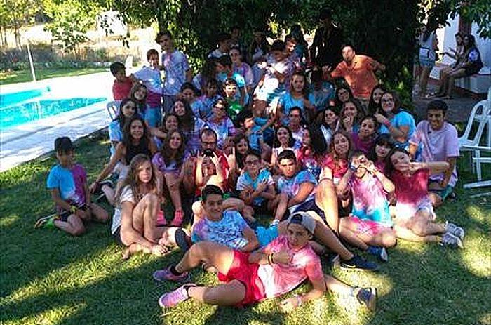 El Campamento de verano para niños y jóvenes con diabetes de Extremadura celebra su 33 edición