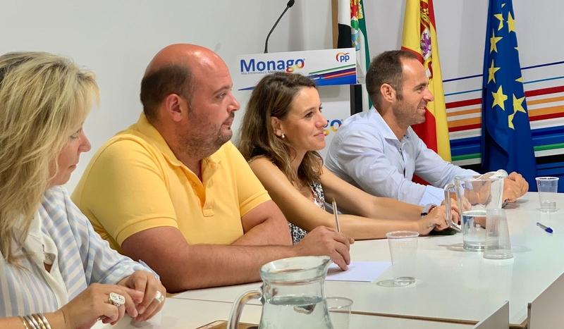 El PP alerta del ''deterioro'' que está sufriendo la sanidad en toda Extremadura