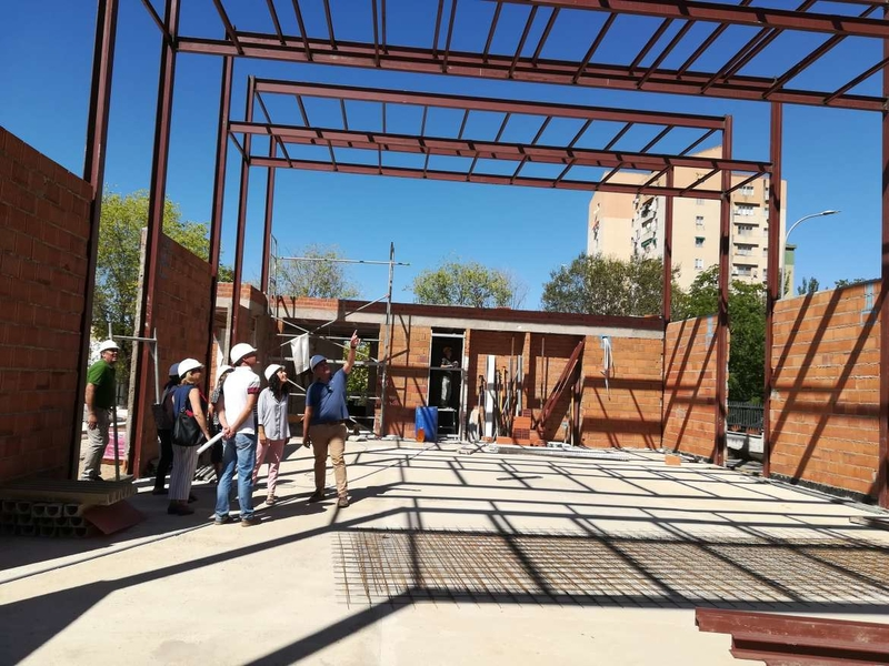 La Junta de Extremadura realiza cien obras en centros educativos por valor de 31,5 millones de euros