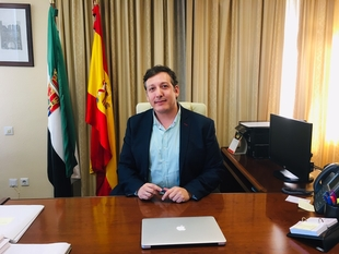 La Consejería de Educación y Empleo nombra a Francisco Javier Amaya delegado provincial de Educación en Badajoz