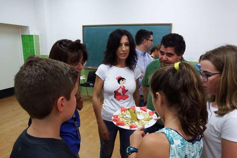 Un total de 874 estudiantes aprenden Inglés este verano en el Programa de Inmersiones Lingüísticas de la Junta
