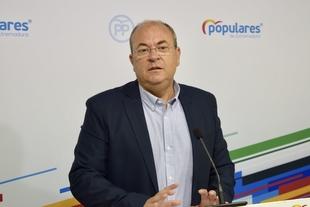 Monago afirma que es una ''mala noticia'' para Extremadura que el PSOE pacte con Bildu en Navarra