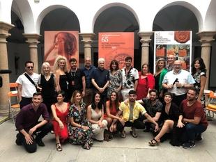 García Cabezas destaca el ''buen momento'' del teatro extremeño