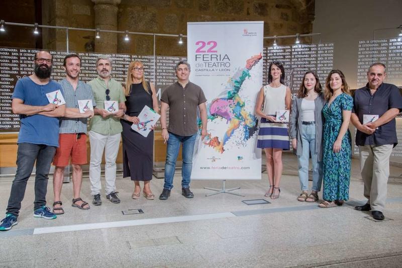 Cinco compañías extremeñas presentarán sus trabajos en la Feria de Teatro de Castilla y León