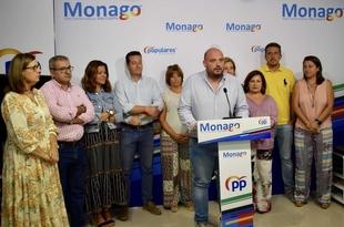 El PP pide a la Junta ''medidas urgentes'' ante la situación de incomunicación en varios municipios de la región