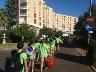 Convivencia intergeneracional en Badajoz y Miajadas