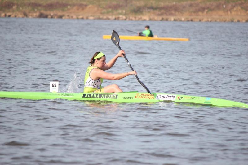 Elena Ayuso, a por el Campeonato de España en Pontevedra