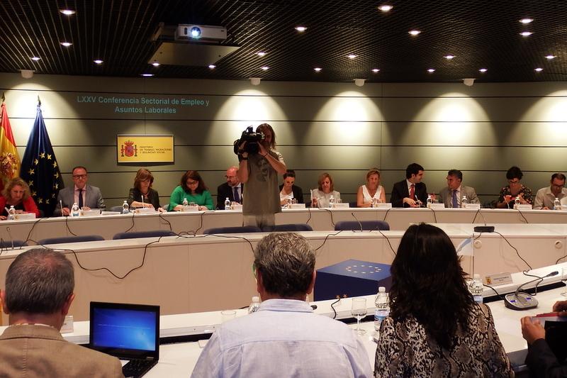 La Junta reforzará las labores de orientación y de prospección en los centros de Empleo