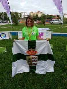 Elena Ayuso se proclama Campeona de España de Maratón en una sufrida prueba