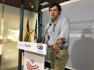 El PP exige responsabilidades a la Junta por los nombramientos ilegales de altos cargos