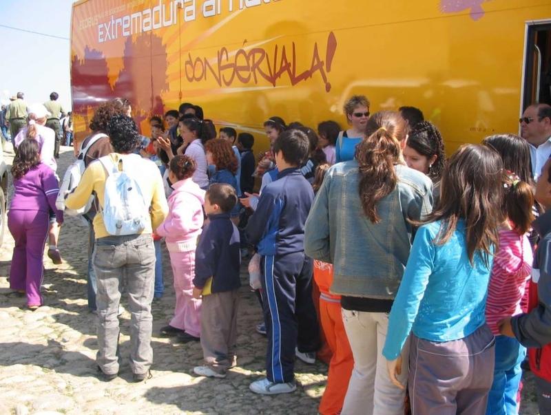 Talleres medioambientales y sobre el lince ibérico en Valencia de las Torres coincidiendo con las fiestas patronales del 13 de septiembre