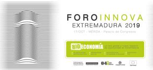 El Foro Innova Extremadura 2019 abordará en Mérida las oportunidades de la bioeconomía desde la ciencia, la tecnología y la innovación